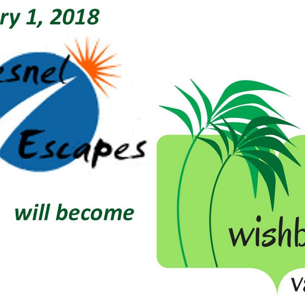 Quesnel Escapes is becoming Wishbook Vacations